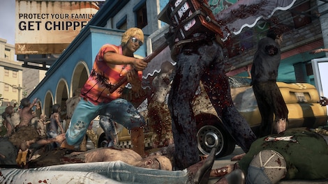 Dead Rising 3 Apocalypse Edition Steam Key GLOBAL - gameplay - 8