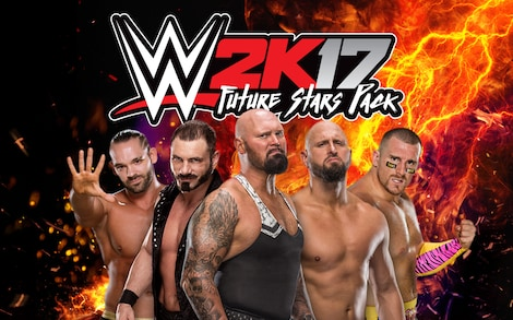 WWE 2K17 - Future Stars Pack Steam Key GLOBAL