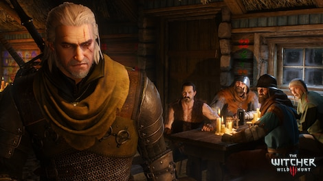 The Witcher 3: Wild Hunt GOG.COM Key GLOBAL - gameplay - 16