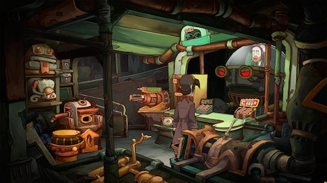 Deponia Trilogy Steam Key GLOBAL - gameplay - 11