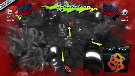 ZAMB! Biomutant Extermination Steam Key GLOBAL - gameplay - 8
