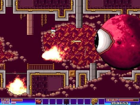 Bunny Must Die! Chelsea and the 7 Devils Steam Key GLOBAL - gameplay - 7