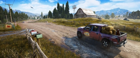 Far Cry 5 Uplay Key EUROPE - gameplay - 7
