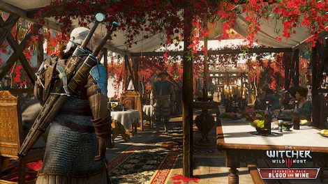 The Witcher 3: Wild Hunt - Blood and Wine Key Steam GLOBAL - captura de tela - 12
