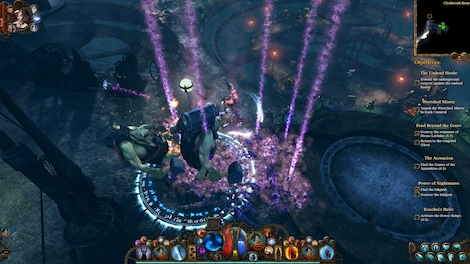 The Incredible Adventures of Van Helsing III Steam Key GLOBAL - gameplay - 11
