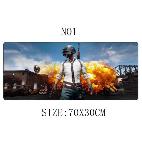 70x30cm large PUBG mouse Pad Playerunknown's Battlegrounds gamer gaming mousepad keyborad mouse mat winner