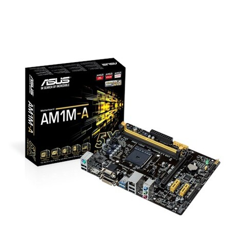 ASUS AM1M-A MOTHERBOARD