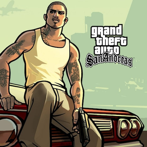 Grand Theft Auto San Andreas Steam Key GLOBAL - gameplay - 11