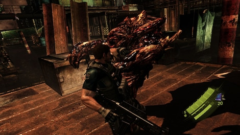 Resident Evil 6 Steam Key GLOBAL - ゲームプレイ - 6