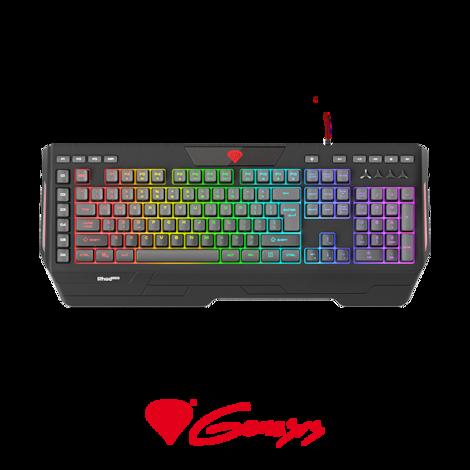 Genesis Rhod 600 RGB Black - box