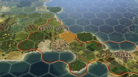Sid Meier's Civilization V Steam Key GLOBAL - gameplay - 6