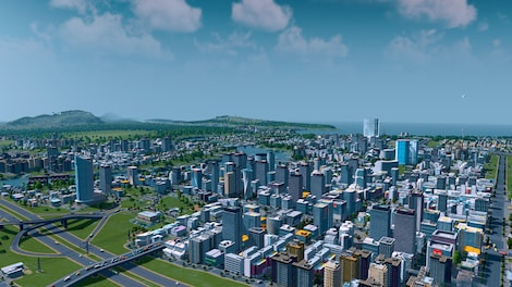 Cities: Skylines Deluxe Edition Steam Key GLOBAL - gameplay - 5