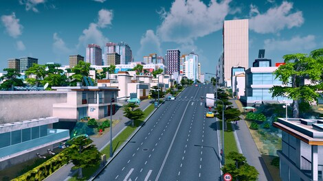 Cities: Skylines Deluxe Edition Steam Key GLOBAL - gameplay - 14