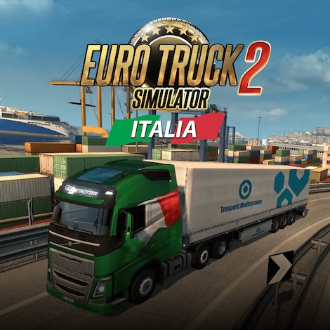 Euro Truck Simulator 2 - Italia Key Steam PC GLOBAL - screenshot - 10