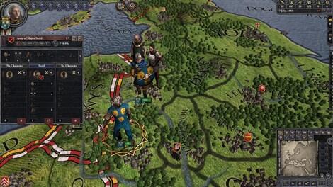 Crusader Kings II Steam Key GLOBAL - gameplay - 24