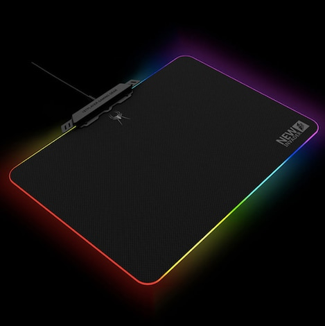 Gaming MousePad Gamer With 10 Models RGB Light