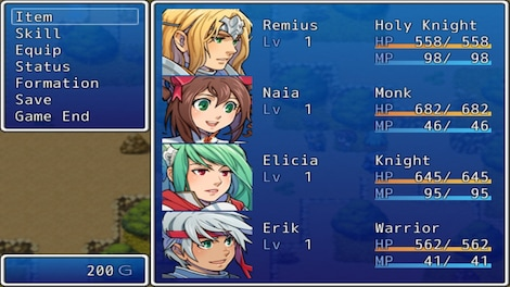RPG Maker VX Ace Deluxe Steam Key GLOBAL - screenshot - 3