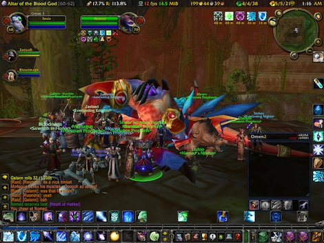 World of Warcraft Battle Chest Blizzard EUROPE 30 Days - screenshot - 13