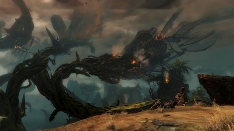 Guild Wars 2 Heart of Thorns NCSoft Key GLOBAL - gameplay - 4