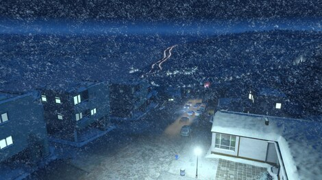 Cities: Skylines Snowfall Steam Key GLOBAL - screenshot - 8