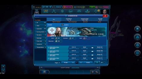 Astro Lords: Oort Cloud - Tactical Builder GLOBAL Key - screenshot - 6