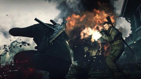 Sniper Elite 4 Steam Key GLOBAL - gameplay - 10