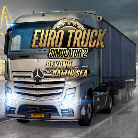 euro truck simulator 2 beyond the baltic sea pc buy. Black Bedroom Furniture Sets. Home Design Ideas