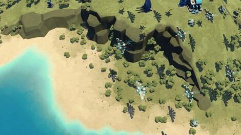 Planetary Annihilation: TITANS Steam Key GLOBAL - gameplay - 14