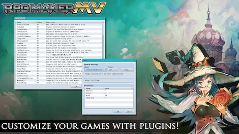 RPG Maker MV GLOBAL Key Steam - Screenshot - 9