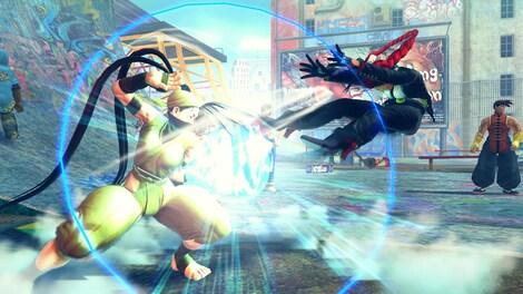 Ultra Street Fighter IV Steam Key GLOBAL - gameplay - 4