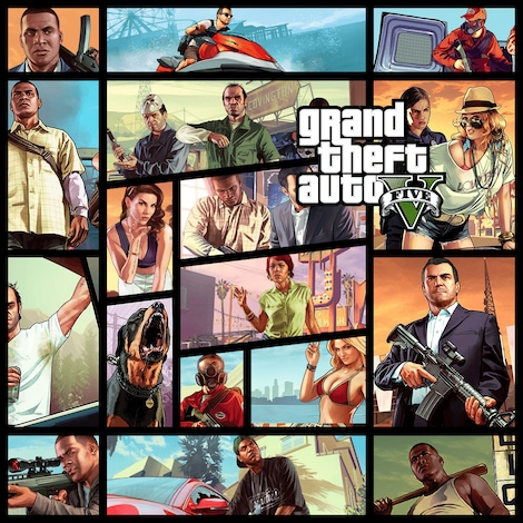 Grand Theft Auto V Rockstar Key GLOBAL - ゲームプレイ - 24