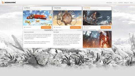 3DMark Steam Key GLOBAL - screenshot - 9