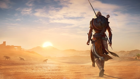 Assassin's Creed Origins Uplay Key ROW - gameplay - 6