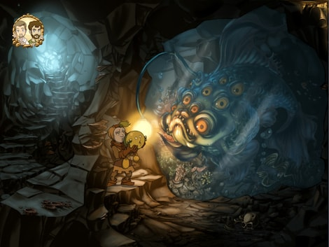 The Whispered World Special Edition Steam Key GLOBAL - gameplay - 10