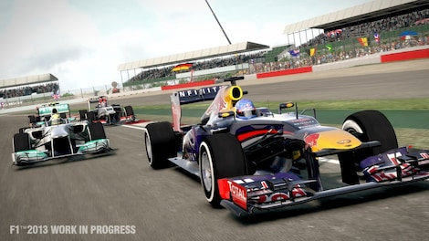 F1 2013 Steam Key GLOBAL - gameplay - 4