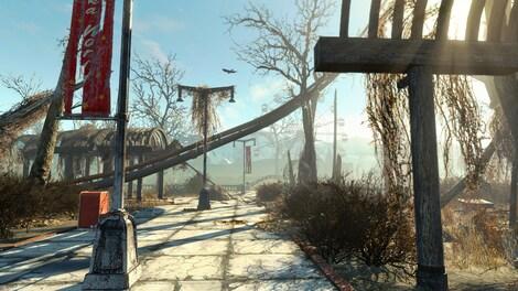 Fallout 4 Nuka-World Key Steam GLOBAL