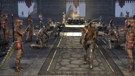 The Elder Scrolls Online: Tamriel Unlimited Imperial Edition The Elder Scrolls Online Key GLOBAL - gameplay - 9