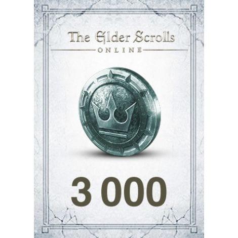 The Elder Scrolls Online Crown Pack XBOX LIVE GLOBAL 3 000 Coins Key