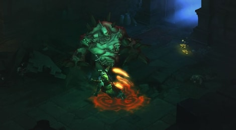 Diablo 3 Battlechest Blizzard Key PC GLOBAL - gameplay - 12