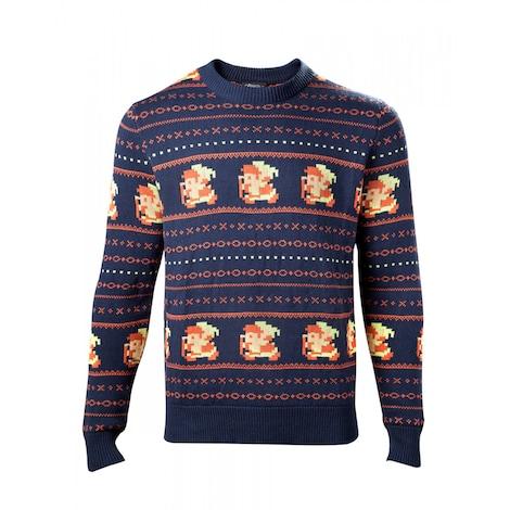 ZELDA: Link Christmas Men's Sweater Multi-colour S