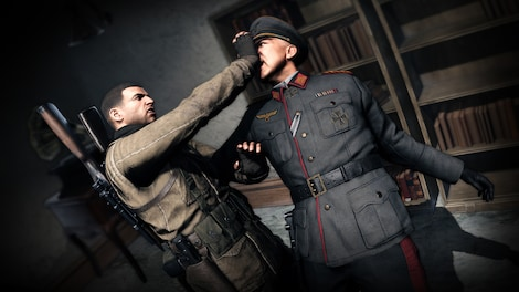 Sniper Elite 4 Steam Key GLOBAL - gameplay - 15