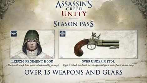 Assassin's Creed Unity Season Pass Uplay Key GLOBAL - screenshot - 16