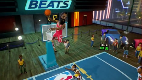NBA Playgrounds Steam Key GLOBAL - gameplay - 2