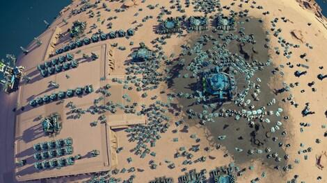 Planetary Annihilation: TITANS Steam Key GLOBAL - gameplay - 9