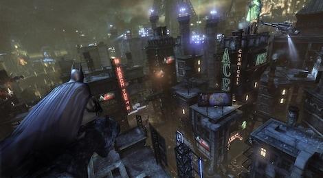 Batman: Arkham City GOTY Edition Steam Key GLOBAL - jugabilidad- 3