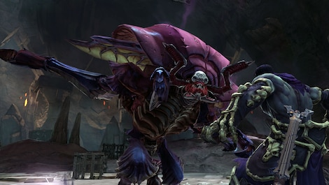 Darksiders 2 Steam Key GLOBAL - rozgrywka - 5
