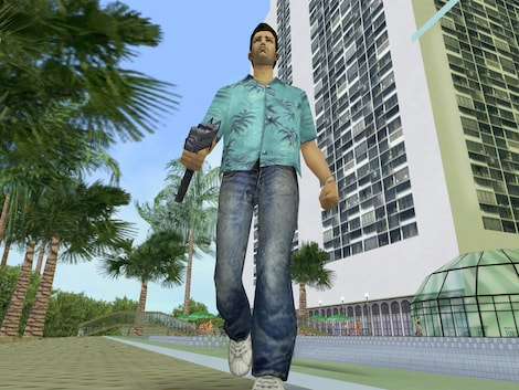 Grand Theft Auto: Vice City Steam Key GLOBAL - gameplay - 10