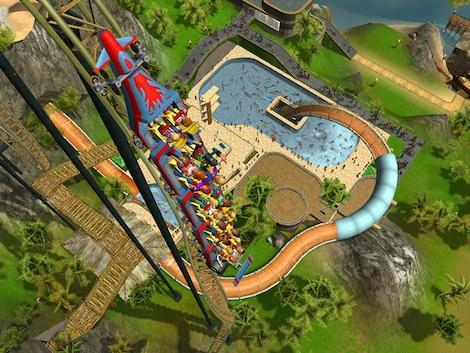 RollerCoaster Tycoon 3: Platinum Steam Key GLOBAL - gameplay - 8