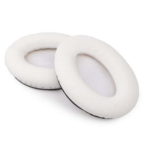 [REYTID] Bose QuietComfort 15 QC2 QC15 QC25 Replacement Ear Cushion Kit / Ear Pads - White White