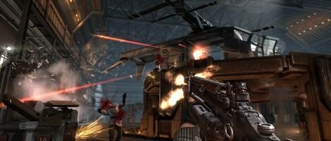Wolfenstein: The New Order Steam Key ROW - gameplay - 7